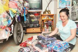 Kết quả thực hiện các chính sách hỗ trợ phát triển sản xuất để giảm nghèo trên địa bàn Thành phố.