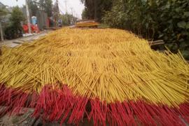 Làng nghề nhang Lê Minh Xuân