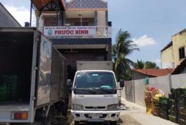 Hợp tác xã Nông nghiệp - Sản xuất - Thương mại - Dịch vụ Phước Bình