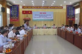 Hội nghị Thẩm định hồ sơ, khảo sát thực tế đề nghị công nhận  huyện Cần Giờ đạt chuẩn Nông thôn mới